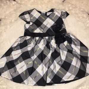 Beautiful Holiday Dress Carters 6 month